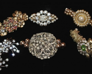 Becca Barrettes Vintage $30.00 and up